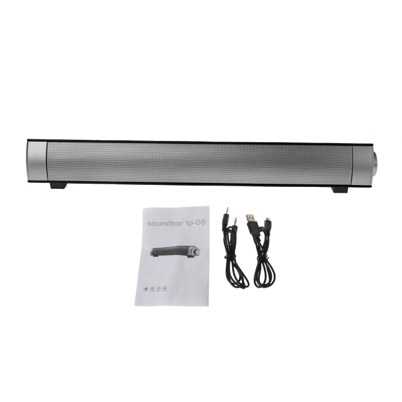 Original Wireless Soundbar Portable Bluetooth Speaker With Microphone Super Bass – L060 New hot