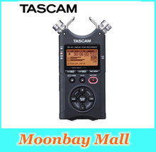2016 new Tascam dr-40 handheld digital voice recorder professional recording pen original brand FREE SHIPPING