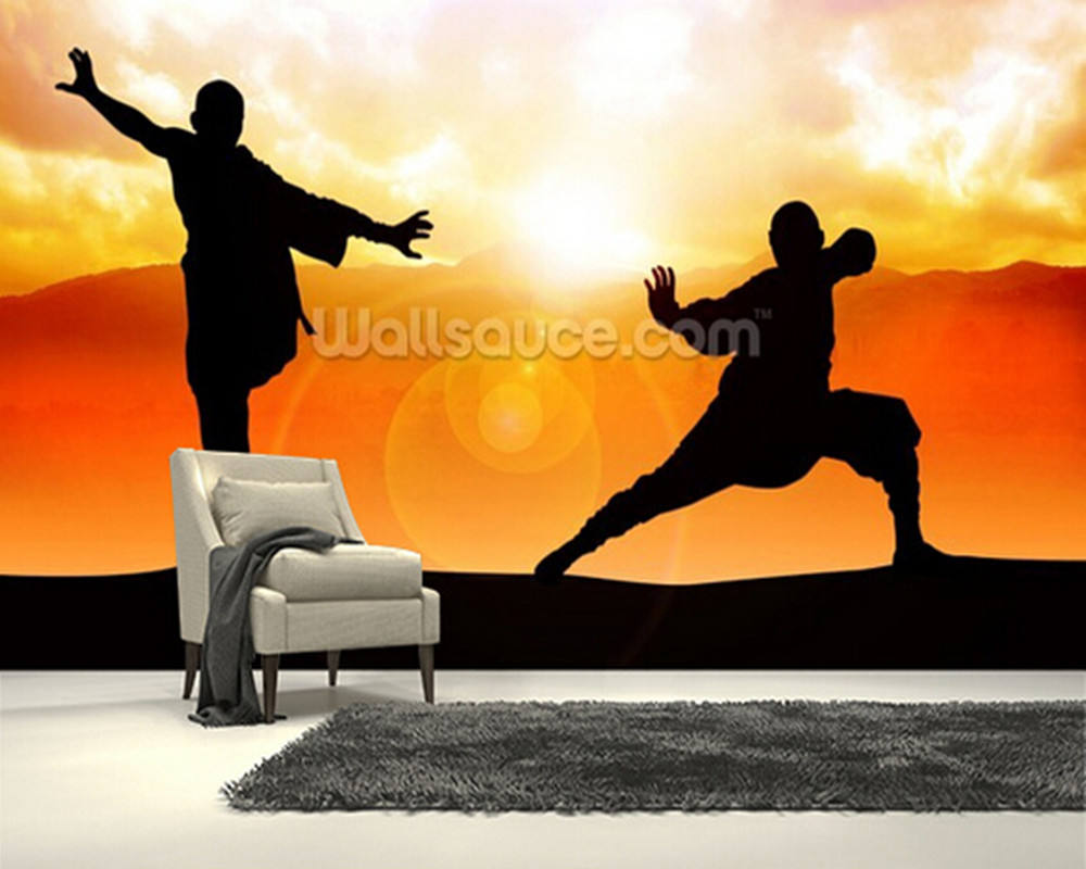 Buy Martial Arts Wallpaper And Get Free Shipping On AliExpress