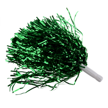 Party Costume Sports Cheerleader Party Favors Flower Ball Pom Poms Hot New Green(China)