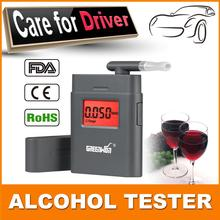 Fashion high accuracy mini Alcohol Tester,breathalyzer alcometer Alcotest remind driver safety in roadway diagnostic tool