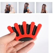 Hot Sale Useful DIY Hair Braider Braid Stylist Sponge Plait hair Twist Styling Braiding Tool(China)