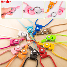 Antirr Cell Phone Mobile Neck Chain Straps Camera Straps Key Keychain Charm DIY Hang Rope Lariat Lanyard MP5 4 3 U flash disk#40