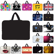 Black Best Selling Notebook Bag 15 10 14 13 12 17 inch Sleeve Tablet Laptop Cover Cases For Xiaomi Chuwi hi10 HP Neoprene Pouch