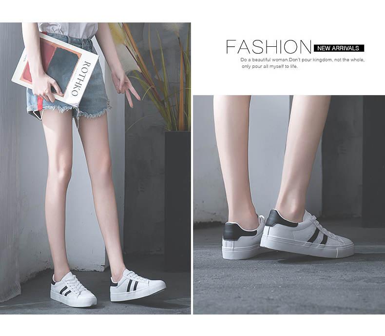 حذاء نساء لون ابيض 30