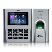 RS232/485, TCP/IP,USB-host, USB-client U260 biometric fingerprint reader Time & Attendance high performance,image quality(China)