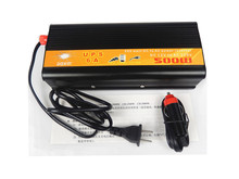 500W UPS DC 12V To AC 220V 50HZ Car Power Inverter 500W Universal Uninterrupted Power Supply