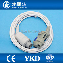 YKD medical accessories supplier for T5, T8 ,T6 Patient Monitors with (OXIMAX) Adult Soft Tip sensor(China)
