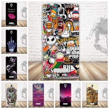 For Lenovo A2010 Silicone Case Painted Coque Soft TPU Back Cover Case For Lenovo A 2010 a2010 Phone Case 3D Relief Cover Bags