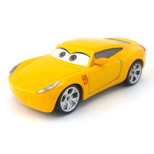Disney Pixar Cars 3 Cruz Ramirez Metal Diecast Toy Car 1:55 Loose Brand New In Stock & Free Shipping(China)