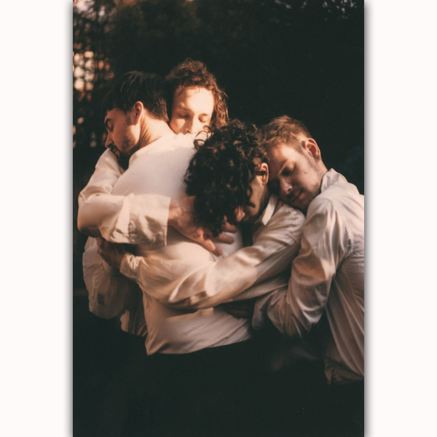 MQ1415 The 1975 Rock Pop Music Band Singer Star Hot New Art Poster Top Silk Light Canvas Home Decor Wall Picture Printings