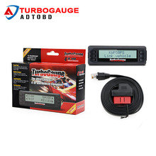 2017 Newest Turbogauge IV 4-in-1 Vehicle Computer OBDII/EOBD car trip computer / Digital Gauges/ scan gauge/ car scan tool