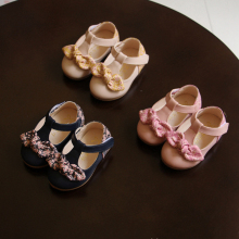 Cute Baby Training Shoes For Children Girl Items Polo Schoentjes Infant Baby Boots Bootees First Rubber Walkers 503108(China)