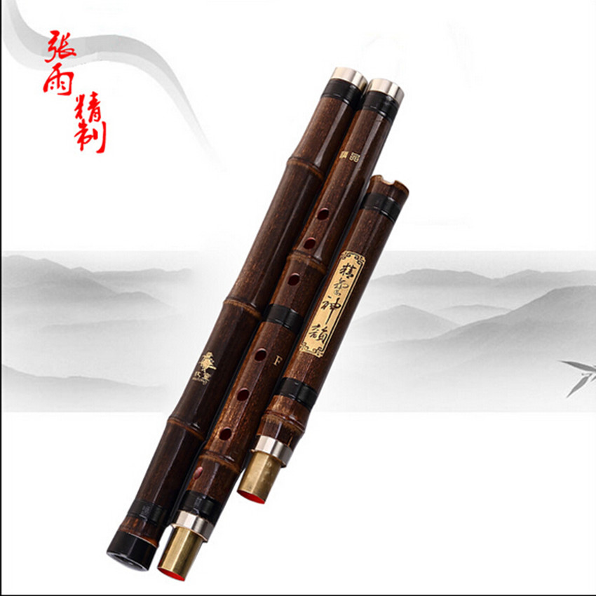 Chinese XIAO Natural vertical Bamboo Flute Xiao Musical Instrument F/G Key Clarinet Professional binodal single plug flauta<br>