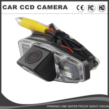 Car Backup Camera Rear View HD Camera for Honda Accord 7 2003-2007 Pilot Civic Odyssey Reverse Parking Camera Night Vision