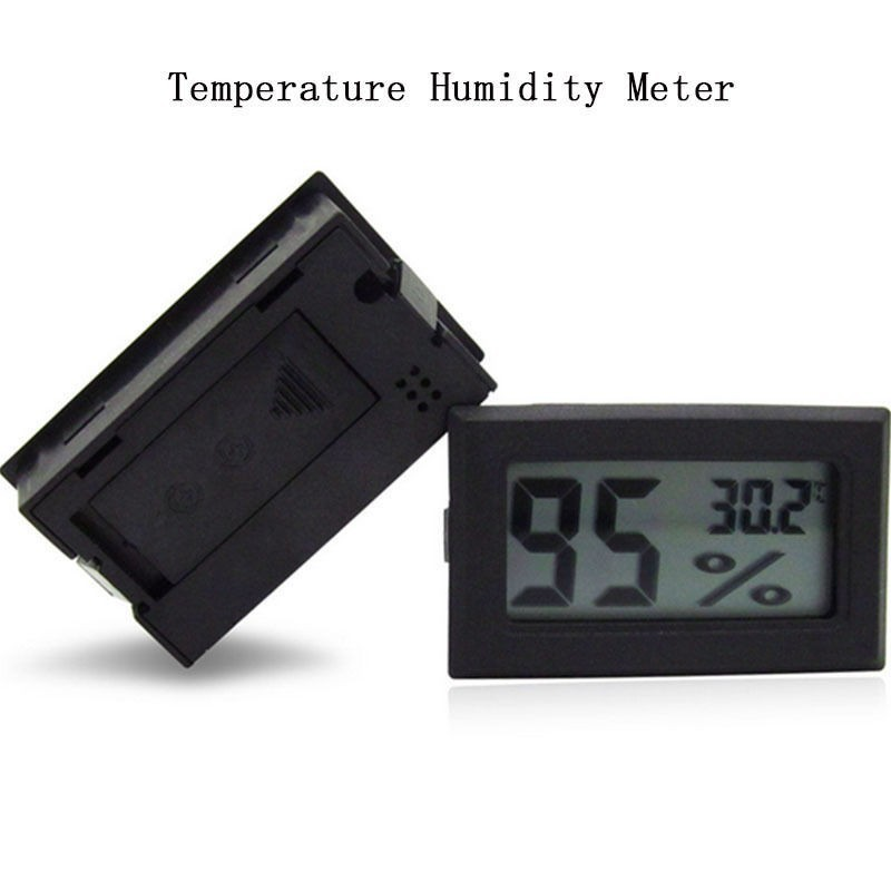 Digital-LCD-Auto-Car-Pet-Thermometer-Humidity-Temperature-Meter-Sensor-Instruments-Hygrometer-Pyrometer-Thermostat-Thermograph
