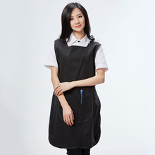 Pet Shop Apron Solid Color Working Apron Cooking Womens Aprons with Front Pocket Flower Shop Restaurant Supplies(China)