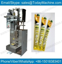 Easy operation juice jelly plastic bag packing machine(China)