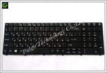 Russian Keyboard for Acer Gateway  Packard Bell NEW90 PEW91 P5WS6 NEW95 PEW71 PEW72 PEW76 MS2291 MS2230  RU Black  keyboard