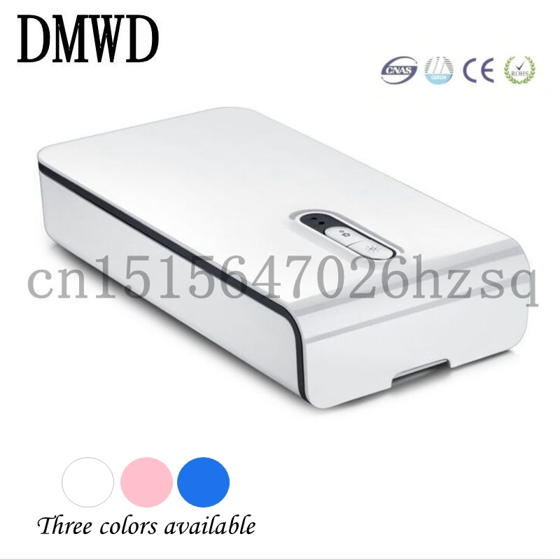 DMWD Multifunctional Aroma Ultraviolet Disinfection Single Layer For Mobile phone and underclothes Charging UV Sterillizer<br>