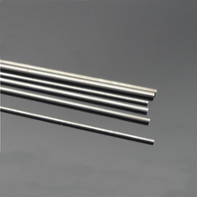 2pcs/lot M2/M2.5/M3/M4 Full Screw Thread Stainless Steel Rods 250mm DIY Rods Accessories(China)
