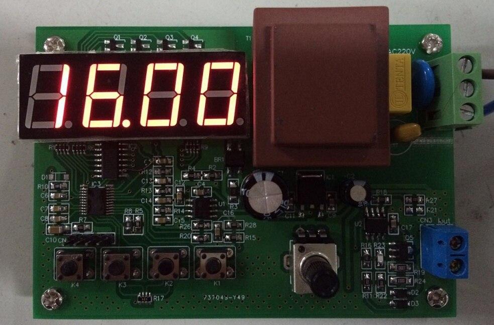 4-20mA current signal generator potentiometer adjustment 220V power supply<br>