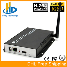 H264 HTTP RTMP RTSP UDP Multicast HDMI IPTV Wireless Video Encoder H.264 Support WiFi For Live Streaming, IPTV, Wowza Server