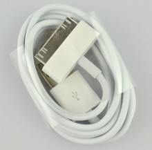 High quality Hot sale USB cable For Apple iphone4/iphone 3G micro USB cable 100CM USB Sync Data Charging Charger