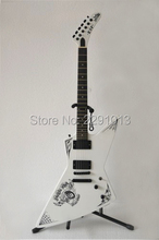 Top quality Best price ESP EXP custom guitar white color  Free shipping