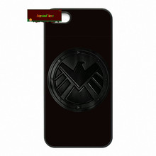 Agents of S.H.I.E.L.D shield Cover case for iphone 4 4s 5 5s 5c 6 6s plus samsung galaxy S3 S4 mini S5 S6 Note 2 3 4   zw0342