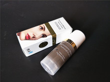 2pcs gray coffee color  permanent makeup micropigment cosmetic vacuum sterile pigment tattoo ink eyebrow eyelinr 10ml
