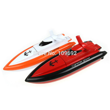 Original RC Speedboot RC Speed Boat 800 High Speed 2.4G 4CH Speedboat Racing RC Boats Electric Model Remote Control Toy VS FT009