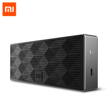Original Xiaomi Speaker Wireless Portable Stereo Mini Bluetooth 4.0 Mi Square Box for Mobile Phones