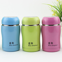Cute Belly Thermos Mug Stainless Steel Vacuum Thermal Cup Women Travel Office Insulated Tumbler Thermocup for Coffee Water Gift