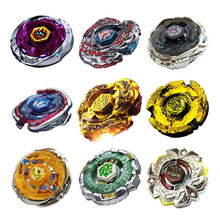 2pcs/lot Beyblade Metal Fusion 4D Set Beyblade Gyro Toys With Launcher Kids Fight Game Toys Christmas Gift S50