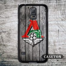 Lokomotiv Moscow Football Case For Samsung Galaxy S7 S6 Edge Plus S5 S4 Active S3 mini Win Note 4 3 A7 A5 A3 Core Ace 4 3 Sport