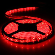 5M 3528 60 LEDs/1m LED Strip DC 12V Red/Yellow/Blue/Green/White/Warm White Waterproof Strip Light(China)