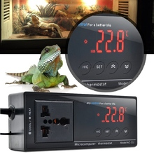 Buy New Arrival 2018 LCD Digital Thermometer Thermostat Temperature Controller 110/220V Incubator Aquarium Reptile Thermocouple for $19.99 in AliExpress store