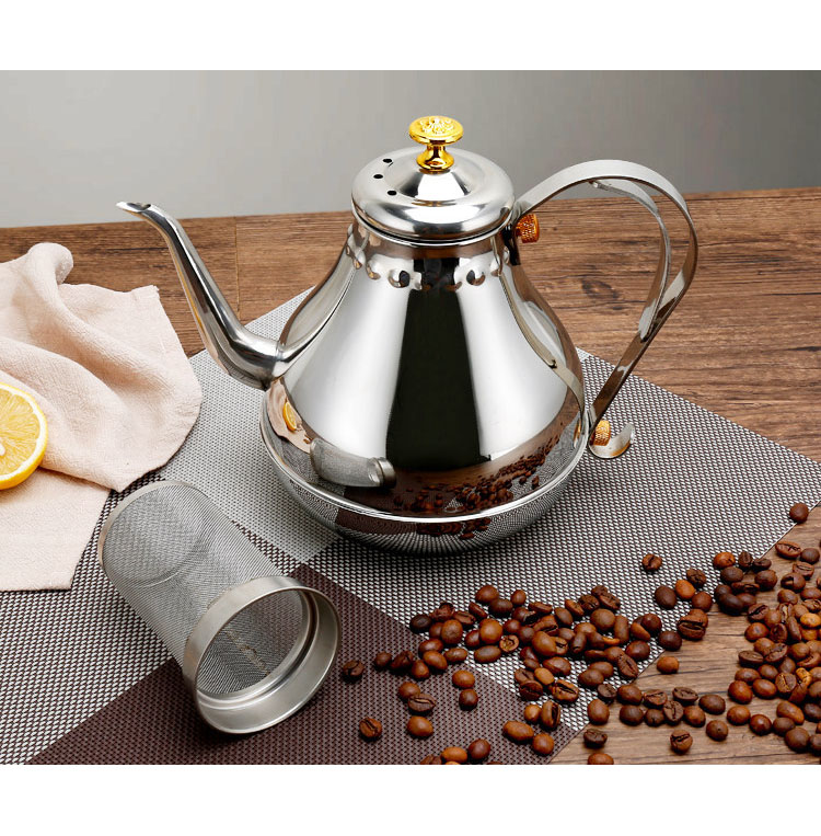 Coffee Pots (4)