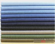 10 colors spring summer Water Washing soft Denim fabric jeans fabric