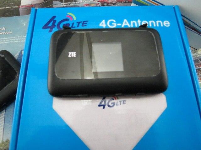UNLOCKED ZTE MF910 150MBPS 4G LTE HOTSPOT MOBILE BROADBAND ROUTER+ 35dbi 4G TS9 antenna<br><br>Aliexpress