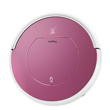 450ml Large Capacity Robot Vacuum Cleaner with 1000PA Power Suction for Thin Carpet