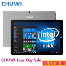 CHUWI Fans Da! 12 Inch CHUWI Hi12 Dual OS Tablet PC Intel Atom Z8300 Windows10 Android 5.1 4GB RAM 64GB ROM 2160x1440 11000mAh