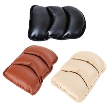 Brand New Car Auto Armrests Cover Vehicle Center Console Arm Rest Seat Box Pad Protective Case Soft PU Mats Cushion Universal