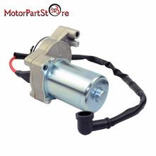 Electric Starter Motor for ATV Quad Moto Dirt Bike Motorcycle 50cc 70cc 90cc 110cc 125cc Top le Electric Engine Dirt Bike Part @(China)