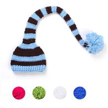 2017 Winter Newborn Baby Hats Halloween Dress up props Special design baby bonnet Caps for 0-3 months baby Krystal