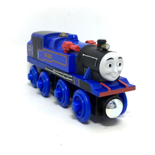 RARE NEW BELLE Original Thomas And Friends Wooden Magnetic Railway Model Train Engine Boy / Kids Toys Gift Children track game