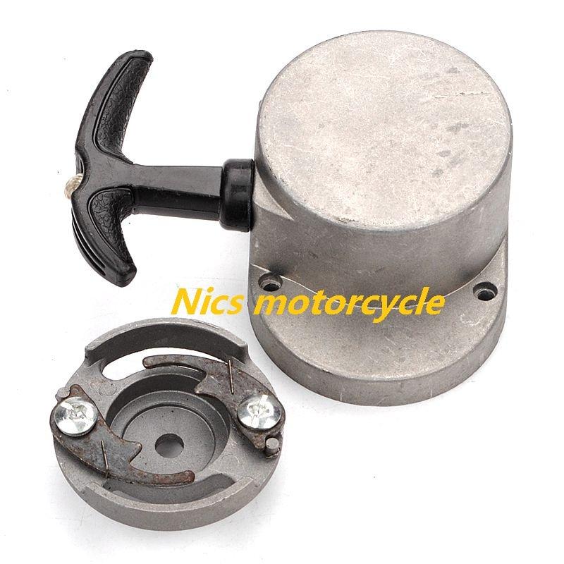 Alloy Pull Start 49cc 60cc 66cc 70cc 80cc 2 Cycle Engine Motorized Bicycle Bike