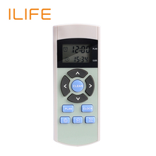 Remote Control with IR for ILIFE Intelligent Robot Vacuum Cleaner, for V3S V5(China)