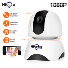 Buy Hiseeu HD IP Camera 1080P Wireless Wifi Video Surveillance network Security Camera Support 433MHz Wireless Detector Baby Monitor for $48.40 in AliExpress store